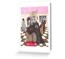 Pomp Greeting Card