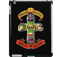 Shoguns N' Minions iPad Case/Skin