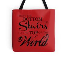 The boys from the stairs Tote Bag