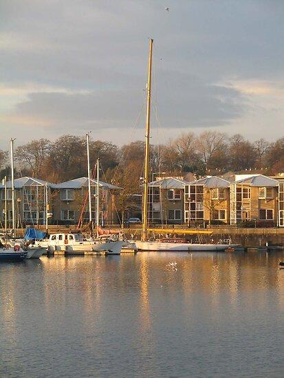 Docks by JenniferLouise