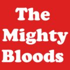 The Mighty Bloods by FootyTeeGuy