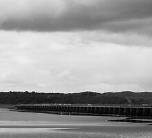 Arnside by Chris Rollason