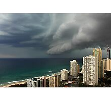 Storm Cell Photographic Print