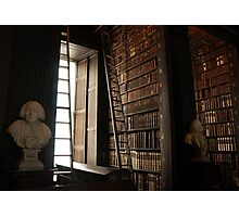 The Old Library Photographic Print