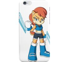 Sally Acorn iPhone Case/Skin