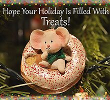 Holiday Mouse by Fantastiks