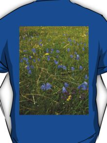 A sea of Harebells, Rossbeg, Co Donegal T-Shirt