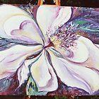 Mother's Magnolia by Faith Coddington Krucina