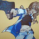 Gunner Girl by Kirsten H