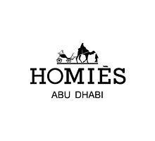 HOMIES - Abu Dhabi - Hermes Parody by Everett Day