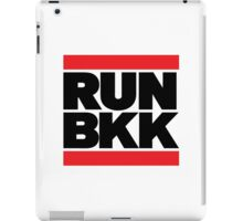 RUN BKK iPad Case/Skin