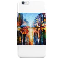 Night Umbrellas — Buy Now Link - www.etsy.com/listing/193230081 iPhone Case/Skin
