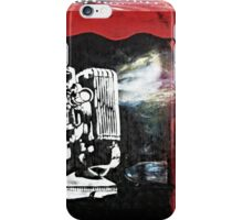 Lights, Camera and Take Action iPhone Case/Skin