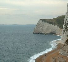 Jurassic Coast by Susan E. King