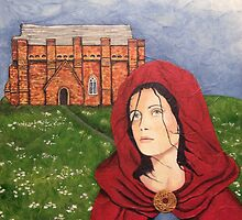 Catherine's Chapel by Anni Morris