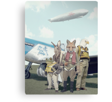 SKYFOX (The Starfox Prequel). Canvas Print