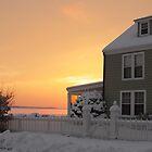Winter Bayhouse by ranaman