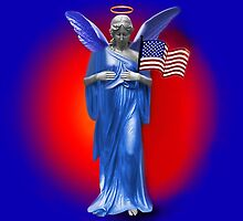✌ SAFE BENEATH THE WINGS OF AN ANGEL PILLOW & TOTE BAG TRIBUTE TO U.S.A.PRAY FOR THE U.SA✌ by ✿✿ Bonita ✿✿ ђєℓℓσ