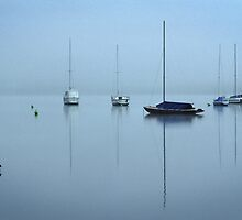 Moorings. by DaveBassett