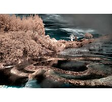 Hot Spring Photographic Print