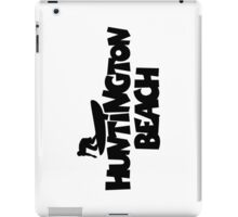 Huntington Beach Surfing iPad Case/Skin