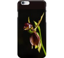 Flying Duck. iPhone Case/Skin