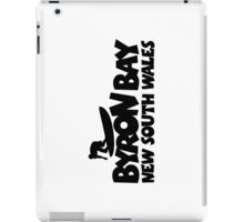 Byron Bay Surfing iPad Case/Skin