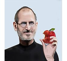 Jobs Photographic Print