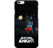 Shovel Wars: When Shovel Meets Force iPhone Case/Skin