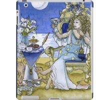 Queen of Cups, Card iPad Case/Skin