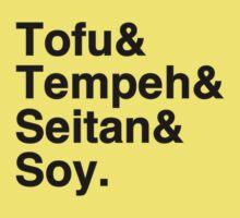 Tofu & Tempeh & Seitan & Soy. Kids Clothes