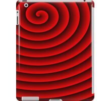 YOU'VE GOT ME IN A SPIN iPad Case/Skin
