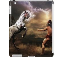 Difference of Opinion iPad Case/Skin