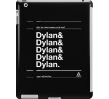 Best 5 Rappers Of All Time iPad Case/Skin