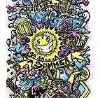 Yieha Summer! by siXsiXsiX