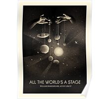 Space Puppeteer Poster