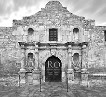 Remember the Alamo! by Rob Raab