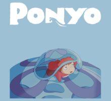 Ponyo by DragonsKing