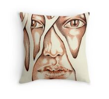 Safe in the Branches Throw Pillow