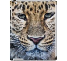 Leopard Portrait iPad Case/Skin