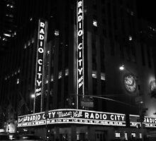 Radio City by Jenna Kotsopoulos