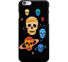 Skull Planets iPhone Case/Skin