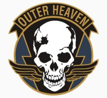 Outer Heaven Kids Clothes