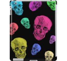 Van Gogh Skull remixed iPad Case/Skin