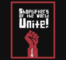Shoplifters of the World, Unite! (2) by James Lillis