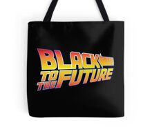 McSuperfly Special (Black to the Future) v2 Tote Bag