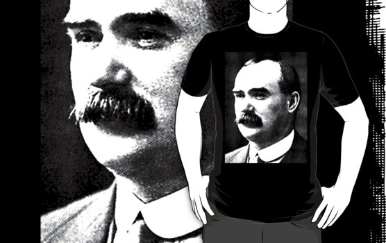 James Connolly by pablotguerrero