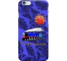 Flying Scotsman for Kids - all products except duvet iPhone Case/Skin