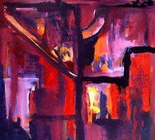 Calvary by John Pollard