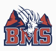 BMS Standard Logo - Goat n' Mountains by DeluKreth